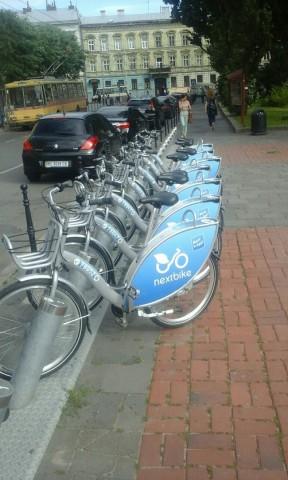 Велопрокат Львов