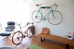 Как хранить велосипед
