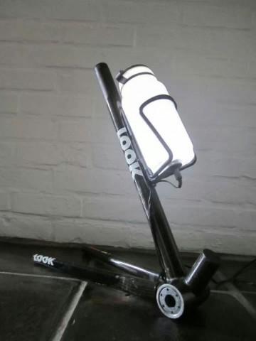 Светильничек в велостиле