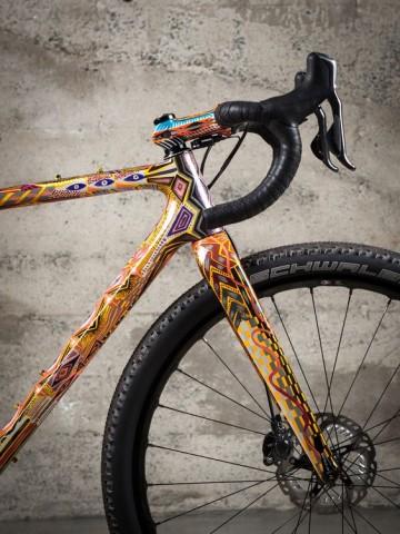 Покраска рамы велосипеда