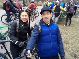 Первый день акции #30днейнавелосипеде
